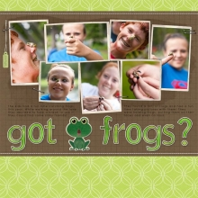 Got Frogs?