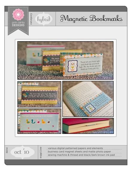 Bookmark Tutorial Download