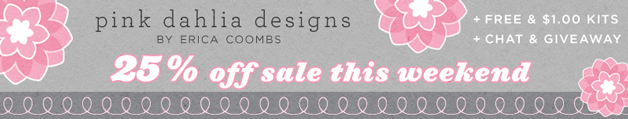 25% off sale this weekend @ DHD